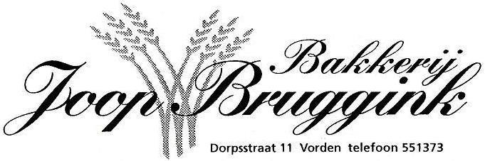 Bruggink (bakker Joop)